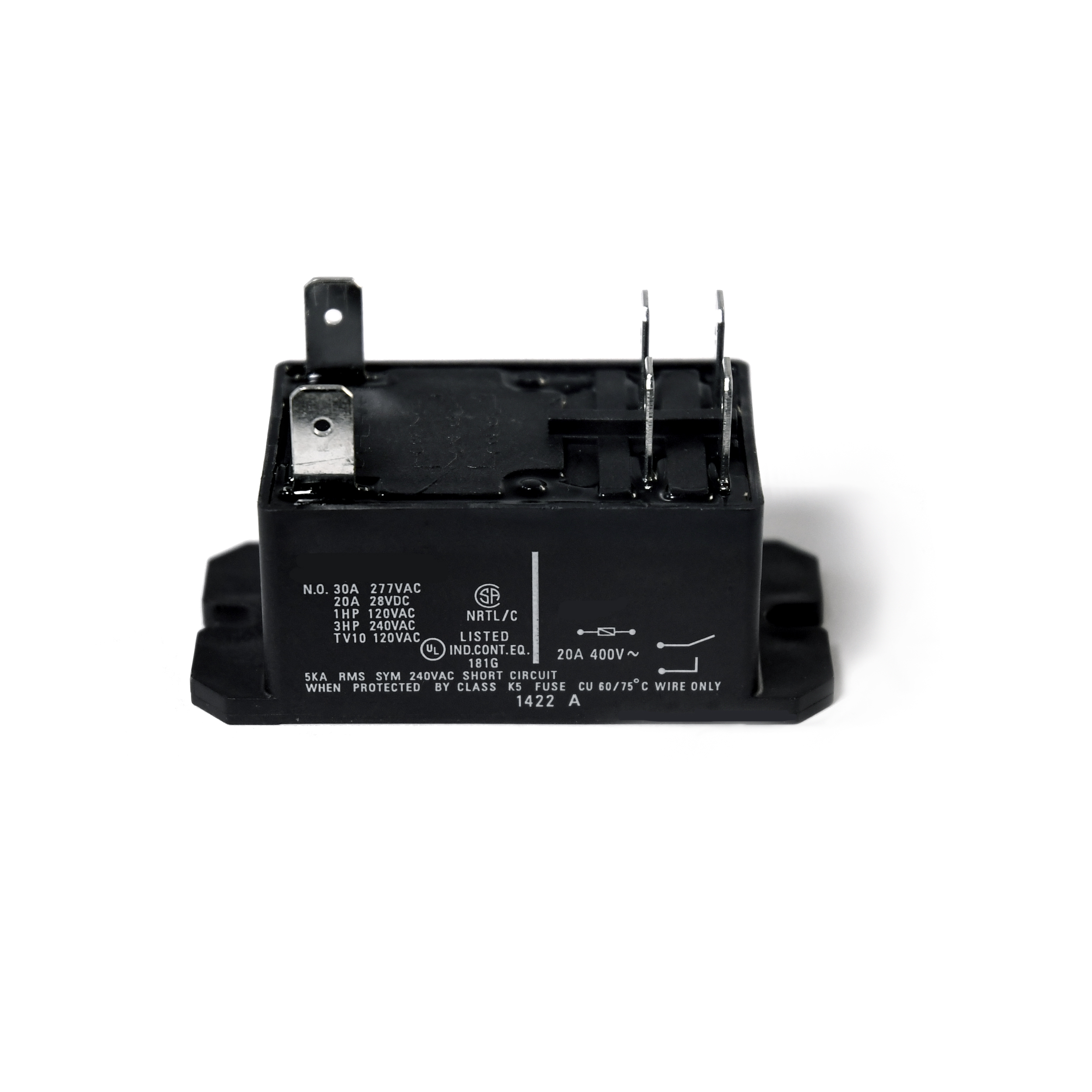 Power Relays & Switches