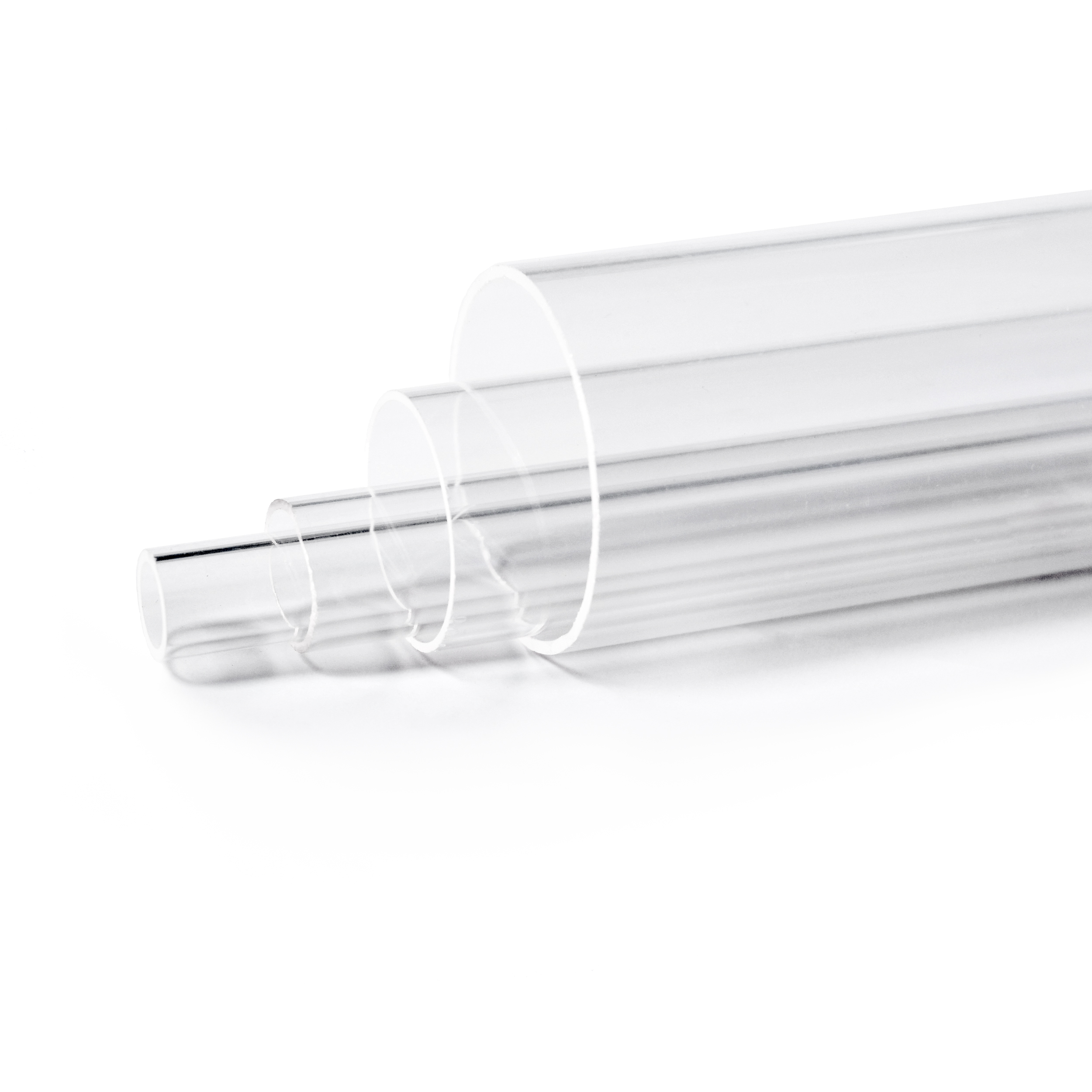 Quartz Glass Tubes