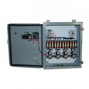 Industrial 3 phase panel